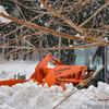 【日立建機】除雪用ミニホイールローダ【ZW40】