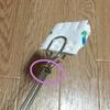 【シンプルな掃除道具】無印良品の柄つきスポンジがトイレ掃除に超優秀!