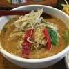 【今週のラーメン2318】 麺処 花田 上野店 (東京・上野) 味噌グリーンカレーつけ麺