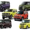 8月の新車販売台数軽自動車が過去10年間で最も低くなった原因とは?