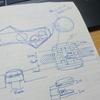 レーザーカッター工作:ずん子スピナーの制作その2