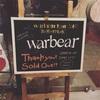 warbear『鳥と熊と野兎と魚』ライブレポ