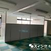 愛知県名古屋市南区 パーテーション設置