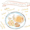 【犬漫画】5歳の誕生日はパンケーキアート【犬用ケーキ】