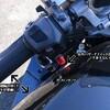 愛車のVFR750F(RC36) 自作ハザードスイッチ移設工事