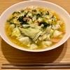 【男の飯】「野菜激盛りちゃんぽん」