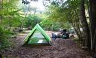2021/09/10 Fri. ひとりキャンプで喰って吞んで寝る。