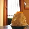 小さな和カフェでふわふわ優しい味のかき氷:玉造・kochikaze~こちかぜ