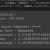 【音楽】AI(人工知能)に有名DJのミックステープを機械学習させてみた ~CNN編~
