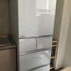三菱 5ドア冷蔵庫 MR-B46A-W を買いました!一人暮らしでも電気代はお得かも!