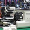 ジャノメミシン修理  K5050