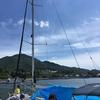 五島列島 久賀島にある細石流(ザザレ)への