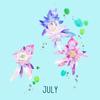 無意識カレンダーの会 (7月)