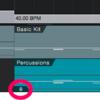 MIDIイベントの複製共有 (Studio One)