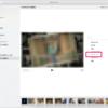 【パソコン】Macのアプリ『写真』で名前順にスライドショーを作成する方法