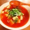 豆腐入りふわふわ卵の天津丼