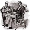 シャーロック・ホームズの兄マイクロフトは会話禁止の「ディオゲネス・クラブ」設立者…ある立ち飲み屋の話題から