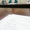生協労組おかやま新専従者教室2回目は「憲法と人権」