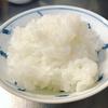 「夏は、喉越し」お米もね!