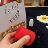【ボードゲーム】ボウシをキャッチ『おばけキャッチ ボウシの中』