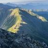【登山】北岳③ 日本2位の最高峰 下山編