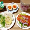 5月27日の食事記録~オシャレ気分になれる?ベーグルサンド