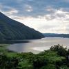 秋元湖(福島県猪苗代)