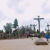リトアニア-杉原千畝と十字架の丘