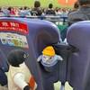 今日も大接戦!久々の野球観戦をコペンギンも満喫だ(その2)(340)