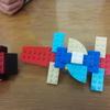 レゴでコマ作り。小1の息子が見つけたよく回るコマ作りの法則とは~