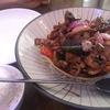 NY郊外ロングアイランドGarden Cityのレストラン「Asian Moon」でアジアン料理ディナー