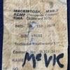 212  イギリス軍 第5弾 80's 『MACKINTOSH MAN'S』ビンテージ トレンチコート