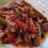 豚肉野菜トマト炒め煮