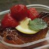 北小金の「バックシュトゥーベ・ツオップ」でトマトのデニッシュ、カレーパン、クロワッサン、ロールブロート、あんずあんぱん、スチームケーキ。