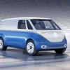 フォルクスワーゲン 商用EVバンを発表