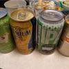 【大学生レビュー】飲みやすいビールはどれか?4種飲み比べ