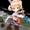 【白猫日記】白猫ミステリーランド限定キャラ「ML版ツキミ」使用感紹介 SP回復サポートに特化した双剣? 火力も凄い!