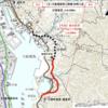 岩手県 主要地方道大船渡綾里三陸線赤崎工区の部分供用を開始