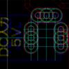 Fusion PCB で長穴を作るには?