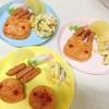 今週のボス猿家の昼ご飯☆ と,スイーツ☆