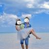 節約花嫁によるドレスレポ② 海での前撮り用ミニドレス 感想