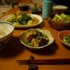 2017年4月27日(木)夕食