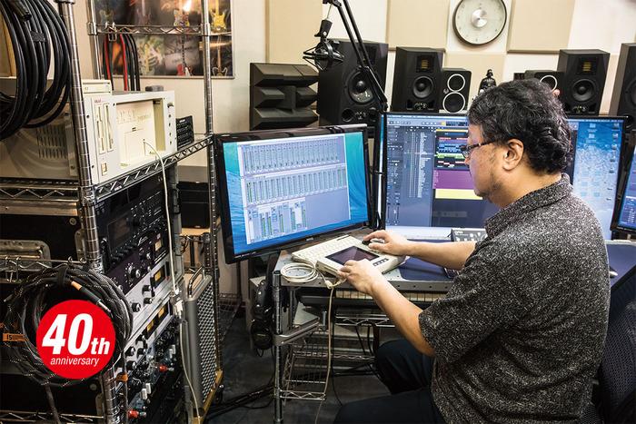 CHOKKAKU × AKAI PROFESSIONAL S6000【前編】〜生楽器の音源が今ほど無かった時代
