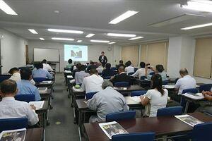 伝統再築士スキルアップ講習3日目、大阪でした。