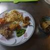 幸運な病のレシピ( 437 )夜:久しぶりに父の家で一杯やった。ピンピンコロリの100歳のための食事学。