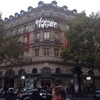 2014年9月にリニューアルオープン、パリのラファイエットのメゾン&グルメ館。