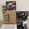 【自作PC 】Mini-ITXでコンパクトかつ白くておしゃれなPCを作りたい。~PCパーツ編~