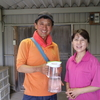 炭育ち 池上農園さん(神戸市西区)を訪問しました!