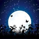 Moon Mirage