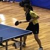 「技術以外の何か」ジュニア・シングルス一回戦三重県卓球選手権結果